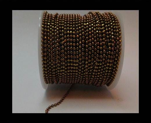 Chain Style 1 - Brown