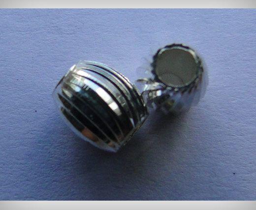 Diamond cut Beads SE-1909