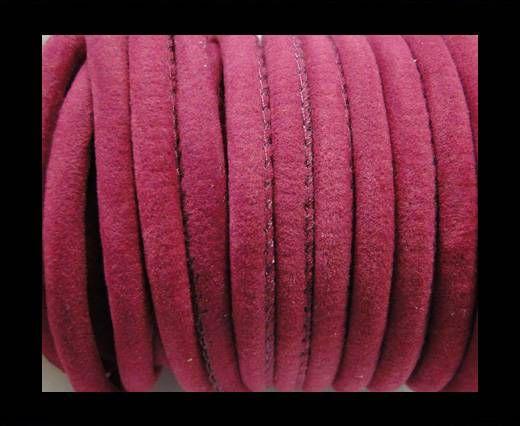 Eco-Nappa 6mm-Fabric Style- fuchsia