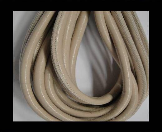 Fine Nappa-Plain-Style-Beige -6mm