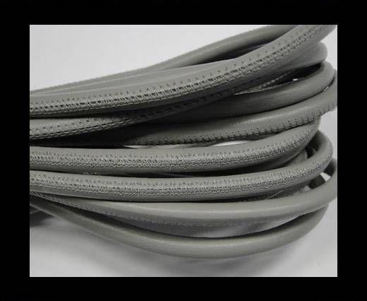 Fine Nappa-Plain-Style-Grey -6mm