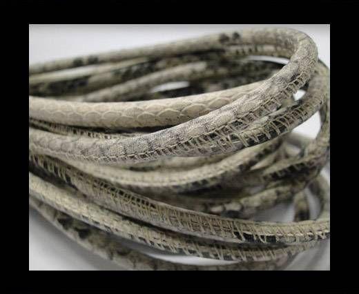 Fine Nappa-Snake-style-Rock 3-4mm