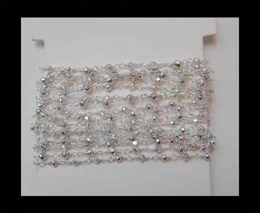 Gemstone Chains - Pyrite