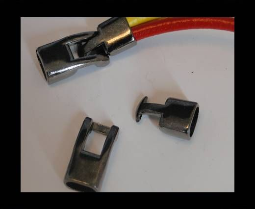 Locks for leather/Cords ZAML-48 - 10,5X5,5mm