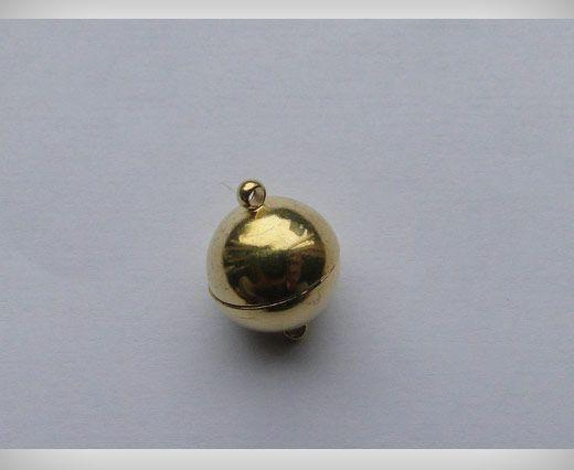 Magnetverschluss-MG1-12mm-Gold