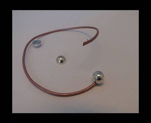 Magnetverschlüsse-MGL5-6mm-Silber