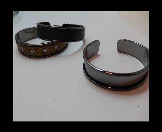Magnetic Locks -MGL-383-10mm-Black