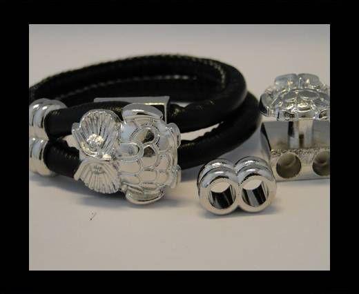 Magnetverschlüsse für Leder Kordeln-MGL-98-4mm