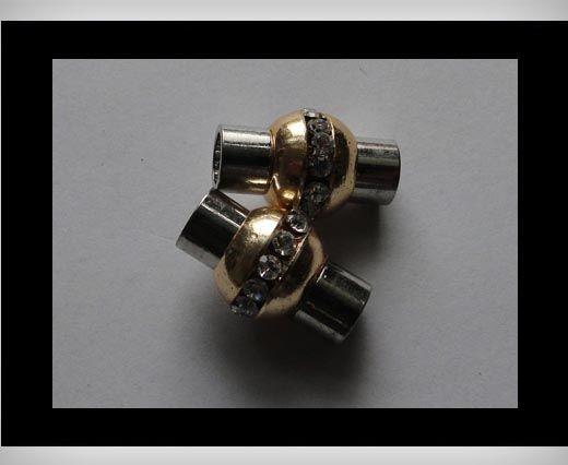 Magnetverschlüsse für Leder Kordeln-MGL3-5mm