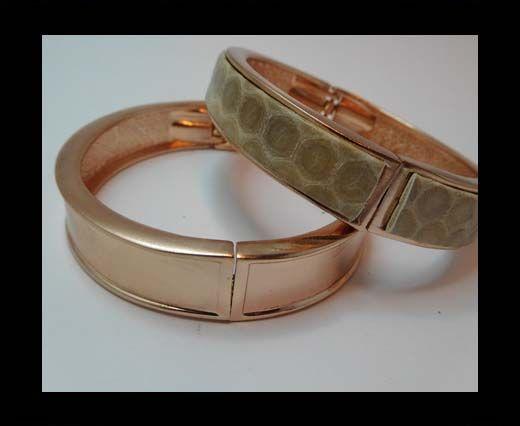Zamak magnetic claps MGL-384-10mm-Rose Gold