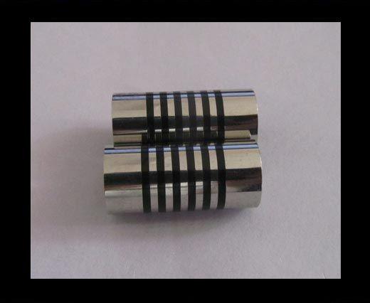 Edelstahl Magnetverschluss-MGST-43-6mm