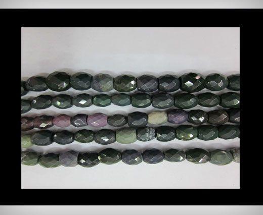 Purple Kiwi Agate NS-048