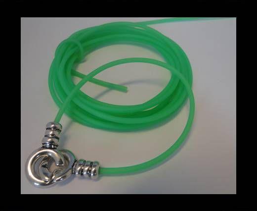PVC-Round-2mm-Green