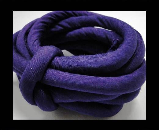 Seidenband mit Baumwollfüllung - 8 mm - Gloxinie
