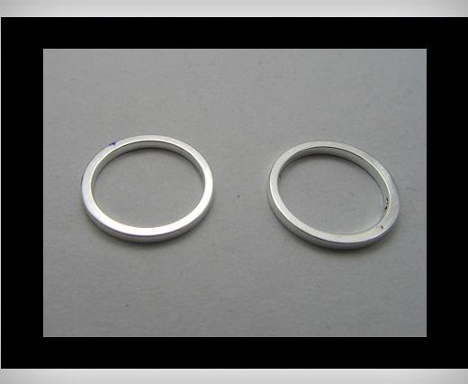 Rings FI7025-Silver-15mm