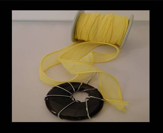 SC-Seidenband-Gelb