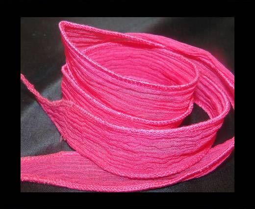 SC-Seidenband - Dark Pink