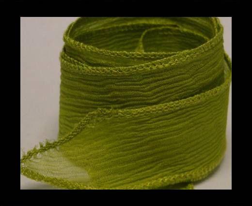 SC-Seidenband - Dark Green