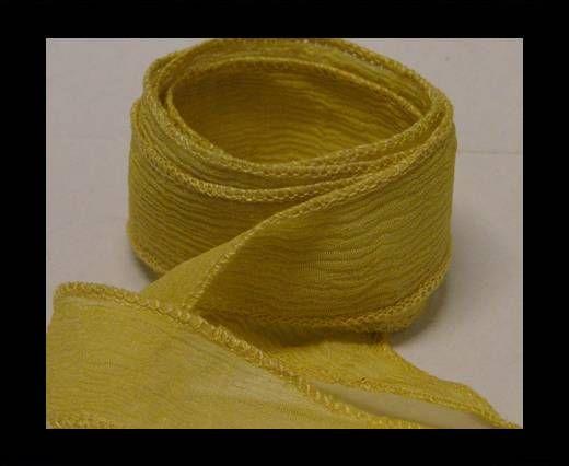 SC-Seidenband - Yellow Stone
