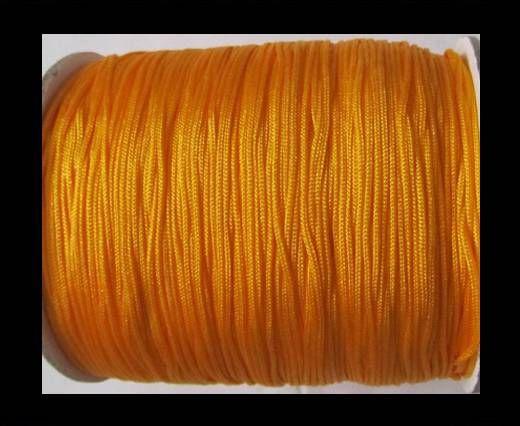 Shamballa-Kordeln-1mm-Orange