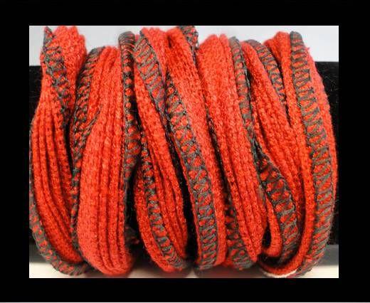 Seiden-Baumwolle-12-Granate