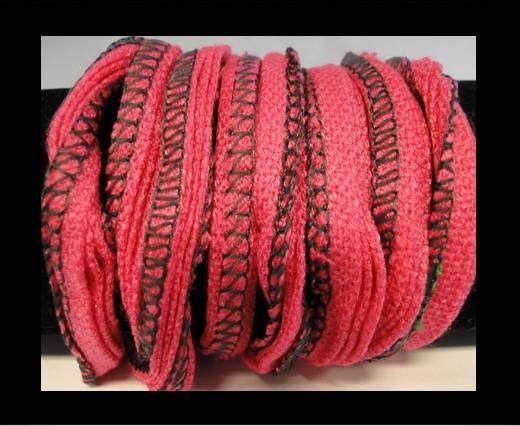 Seiden-Baumwolle-13-Pink
