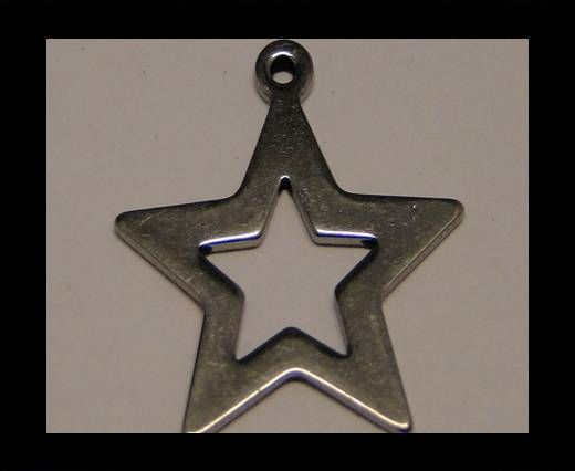 Stainless steel charm SSP-92