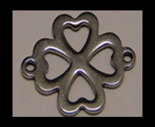 Stainless steel charm SSP-94