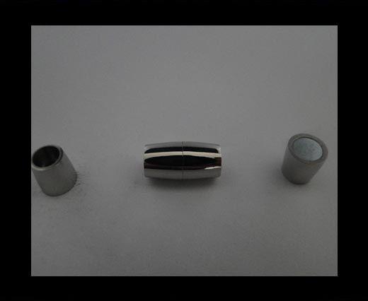 Edelstahl Magnetverschluss-MGST-27-6mm