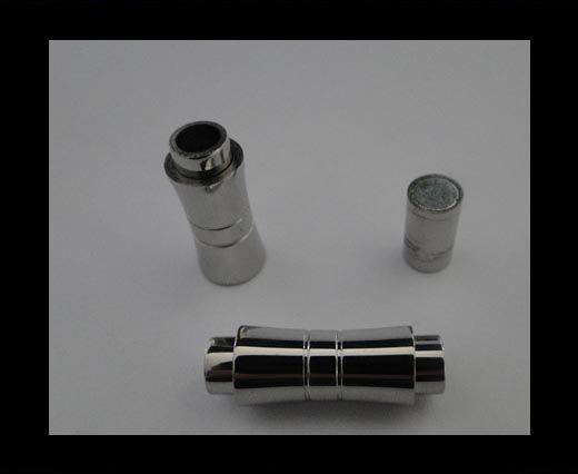 Edelstahl Magnetverschluss-MGST-28-5mm