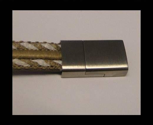 Nicht-magnetischer Edelstahl-Verschluss-MGST 80-13.5*4mm