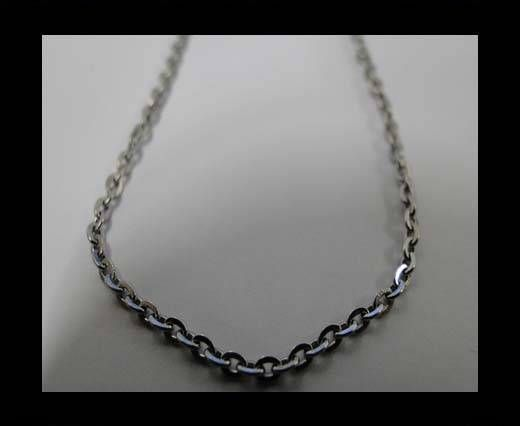 Stainless Steel Chain Item-28-0,5mm Steel