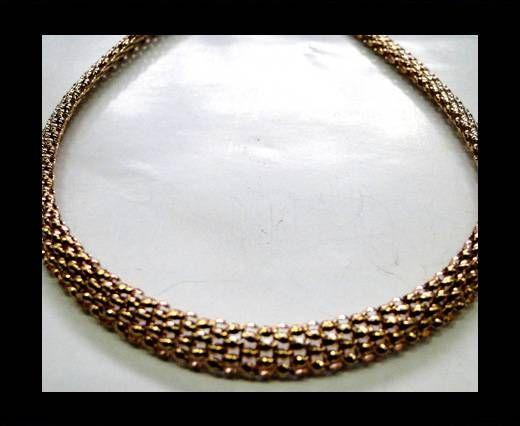Steel Chain Item 2 Rose Gold