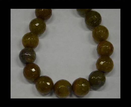 Stones item 3 - 14 mm Multi green