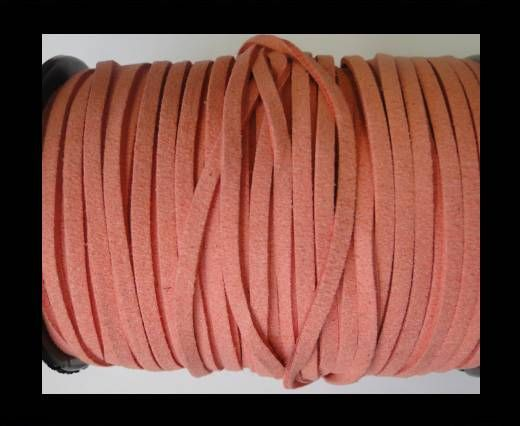 Wildleder-Kordeln-Pink