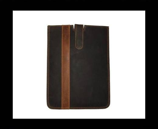 SUNS-2221-Genuine Leather I-pad Cover
