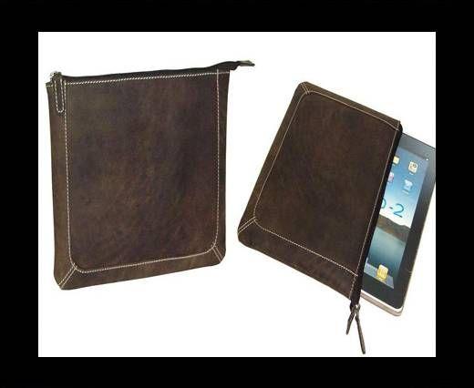 SUNS-2229-- Genuine Leather I-pad Cover