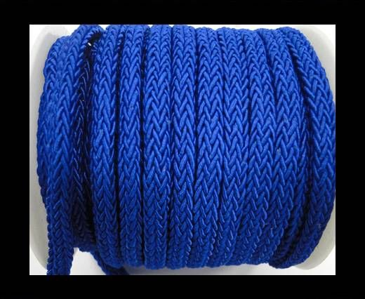 Swift Braided Cord without inner-Blue-6mm