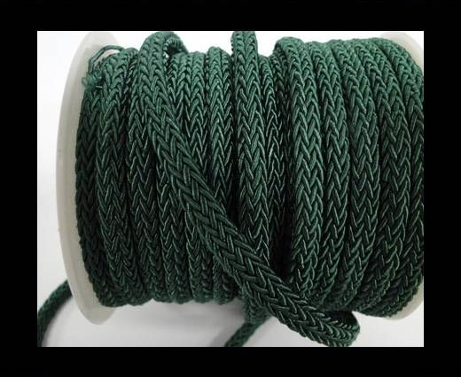 Swift Braided Cord without inner-Green-6mm