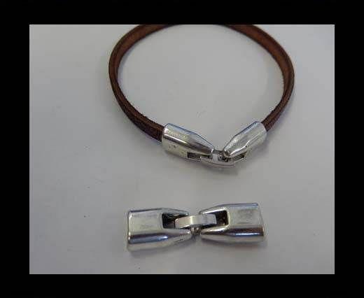 ZAML-59-6*3MM-Anti Silver