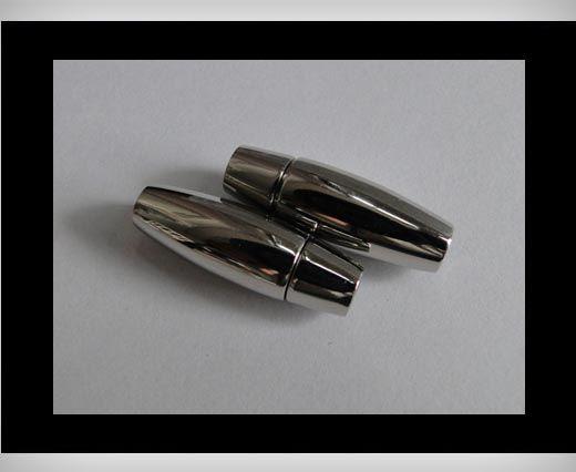 Edelstahl Magnetverschluss-MGST-05-5mm