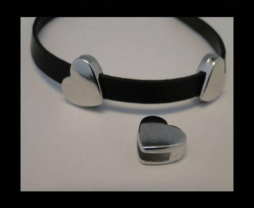 CA-3437-Zamac Teile für Leder