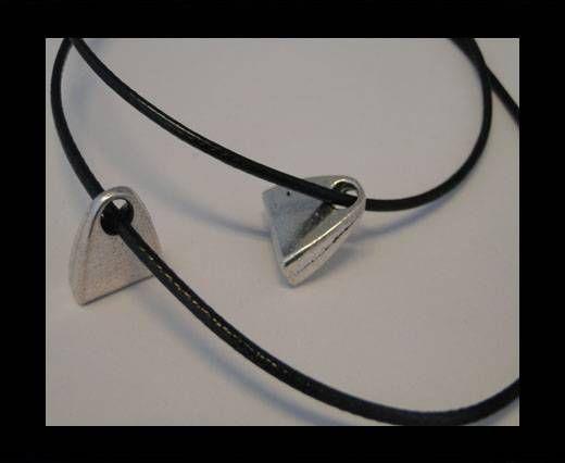 CA-3439-Zamac Teile für Leder