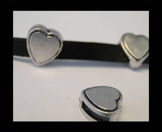 CA-3445-Zamac Teile für Leder