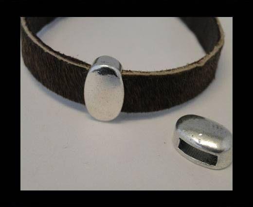 CA-3452-Zamac Teile für Leder