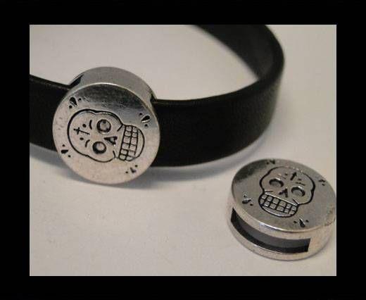 CA-3478-Zamac Teile für Leder
