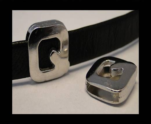 CA-3577-Zamac Teile für Leder