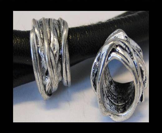 CA-3601-Zamac Teile für Leder