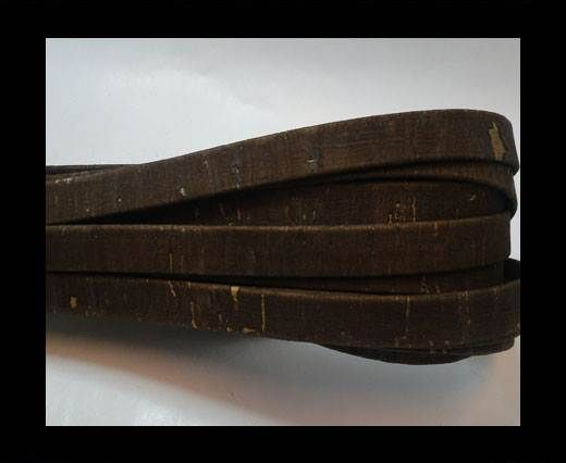 Cork Flat-5mm-Brown