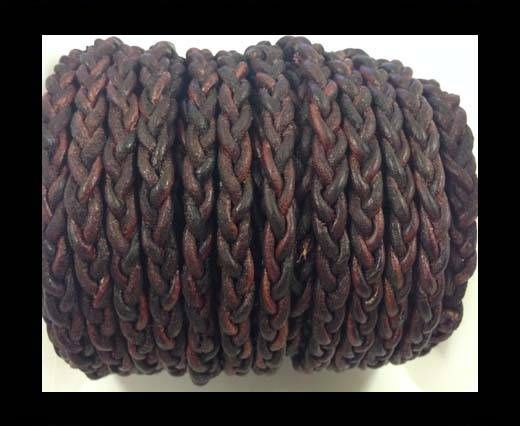 Flat Braided Cords - 3by2 -5mm  - cognec